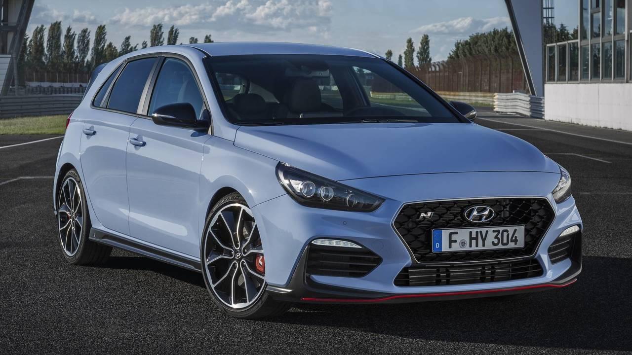 Hyundai presenta la divisione High Performance Vehicle & Motorsport