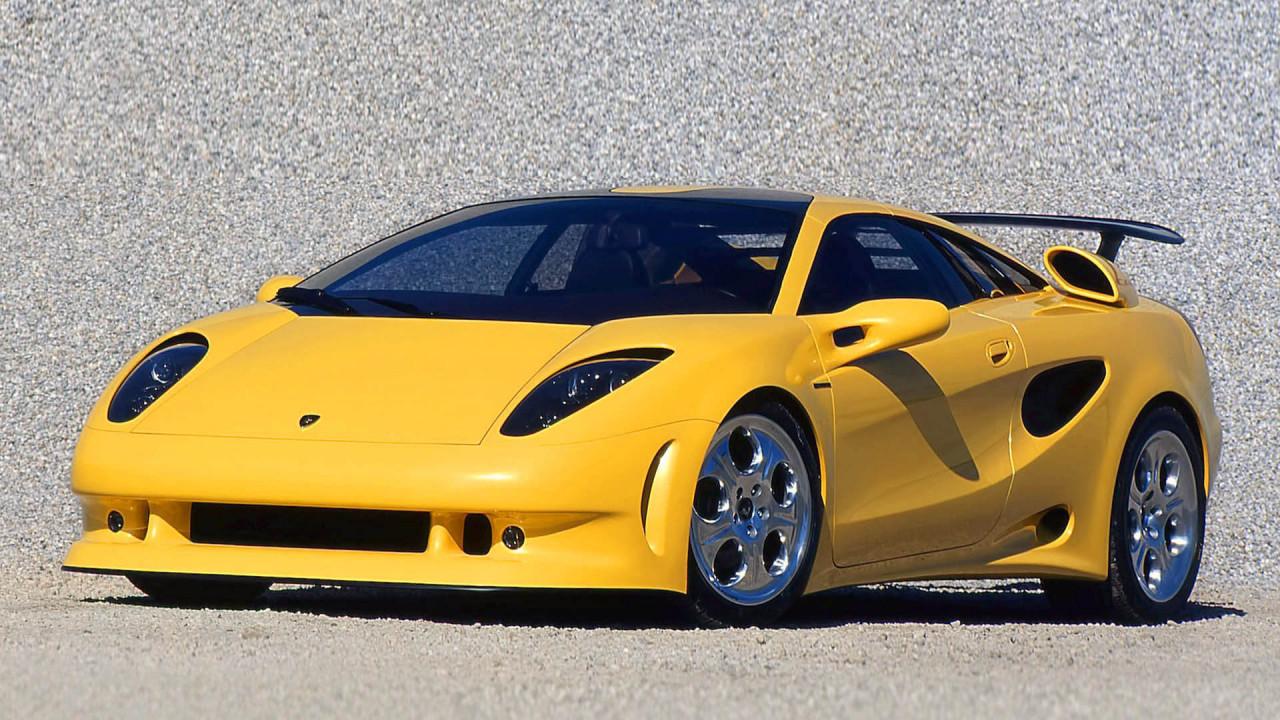 Lamborghini Cala Concept (1995)