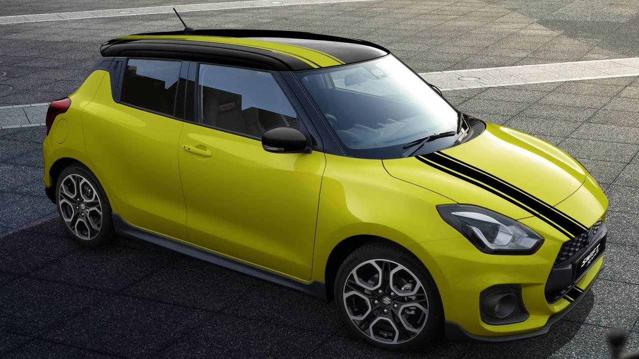 Suzuki Swift Sport BeeRacing