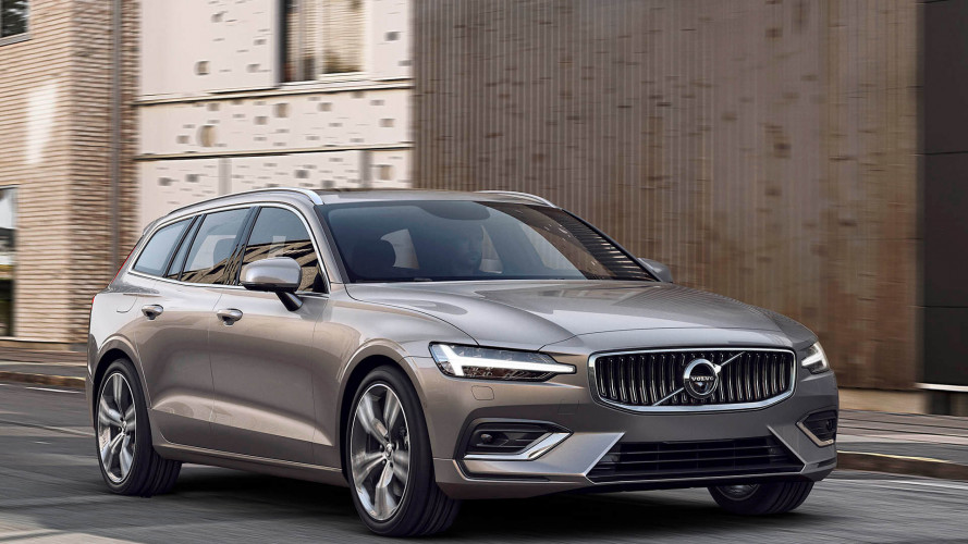 Volvo V60 (2018) kommt: Erste Bilder und Informationen