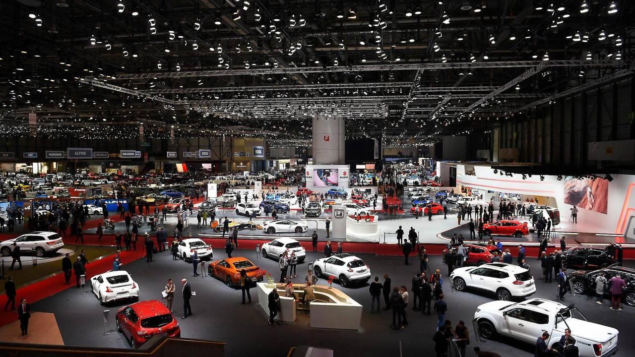 Salone di Ginevra 2018, manca poco all'88esima edizione