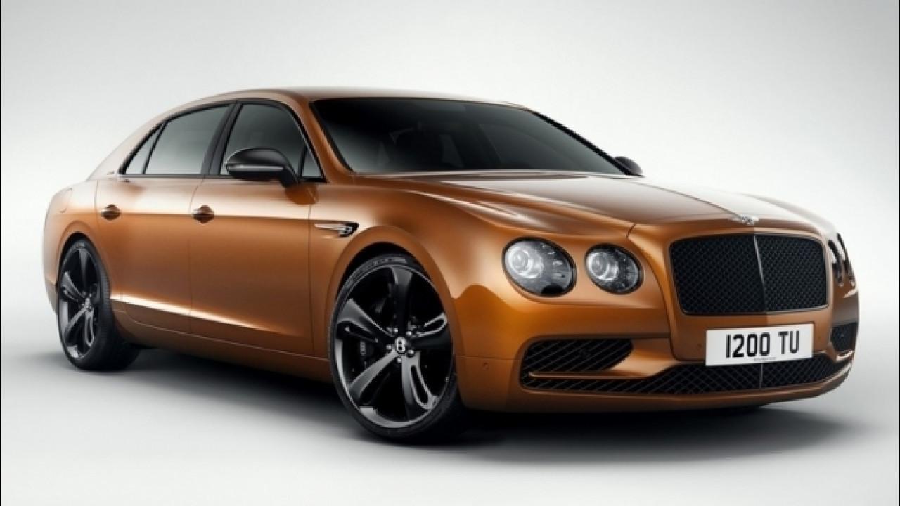 [Copertina] - Bentley Flying Spur W12 S, più cattiva che mai