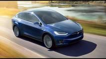 7. Tesla Model X 100D ✶✶✶✶