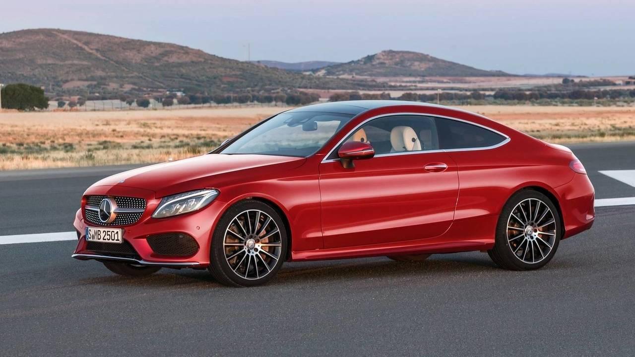 Mercedes Clase C Coupé 2018