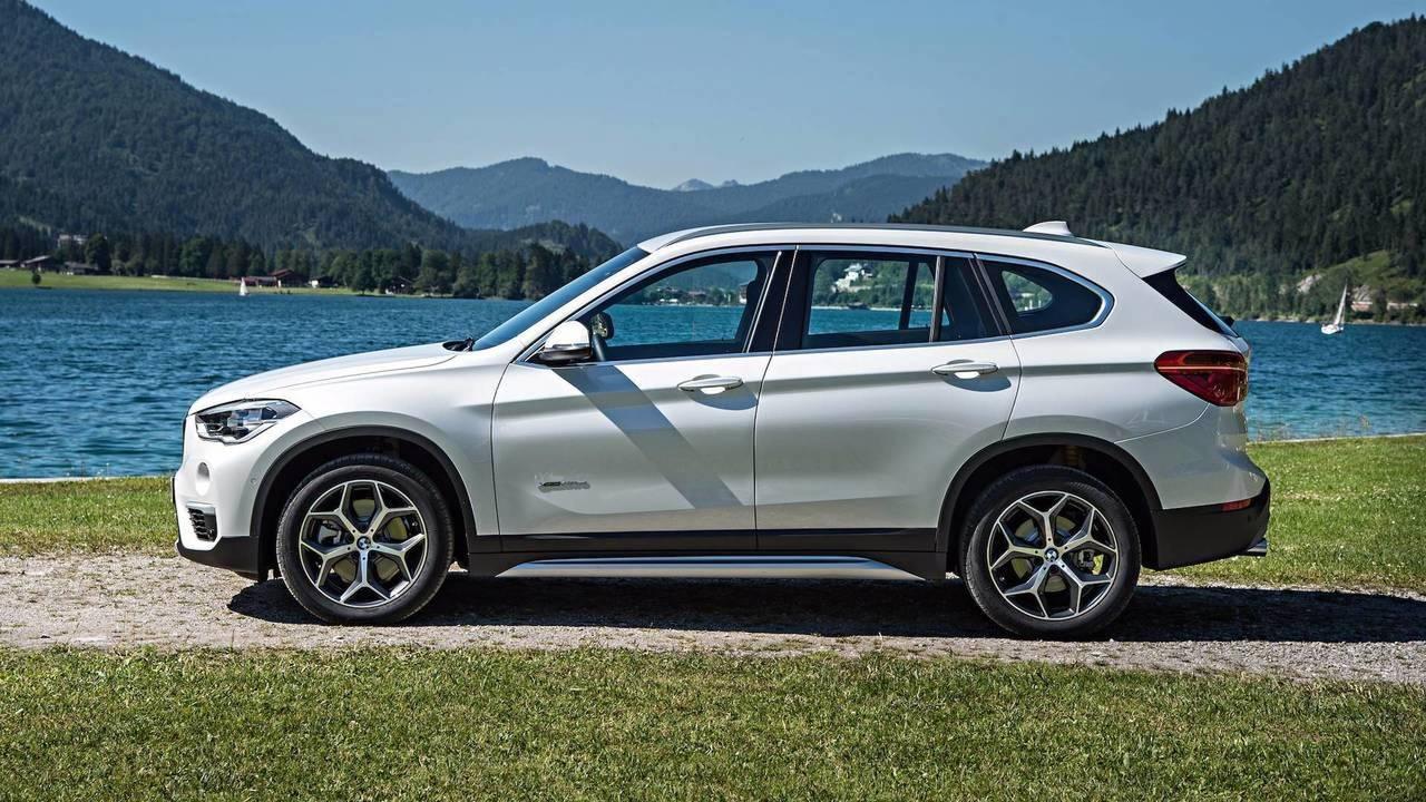 BMW X1 contra...