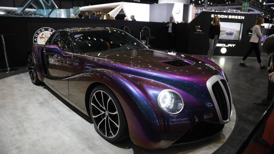Eadon Green Zeclot Is The 460-HP Coupe A Bond Villain Would Drive