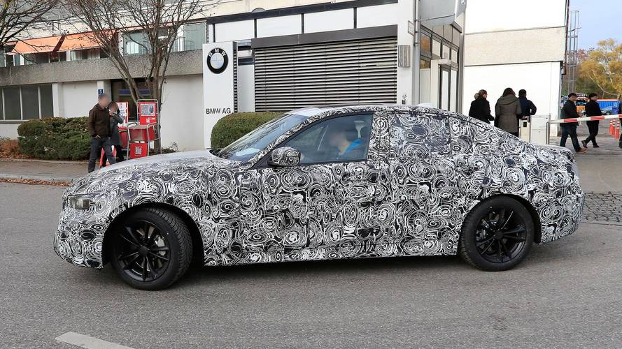 2019 BMW 3 Series Caught On Video Careening Around The 'Ring