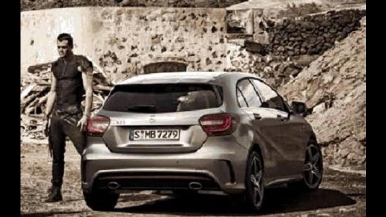 Novo Mercedes Classe A - Vaza imagem da versão esportiva