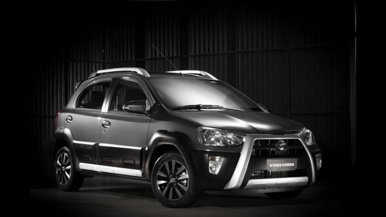Toyota Etios fica mais caro em todas as versões - veja preços