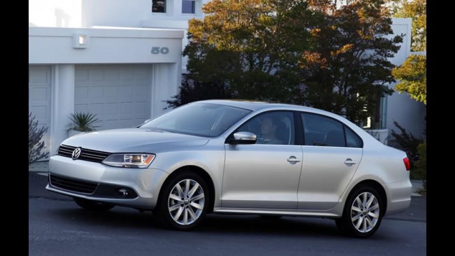Volkswagen lançará versão híbrida do Jetta no Salão de Detroit do ano que vem