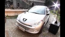 Peugeot 207 2012 aparece com retoque visual