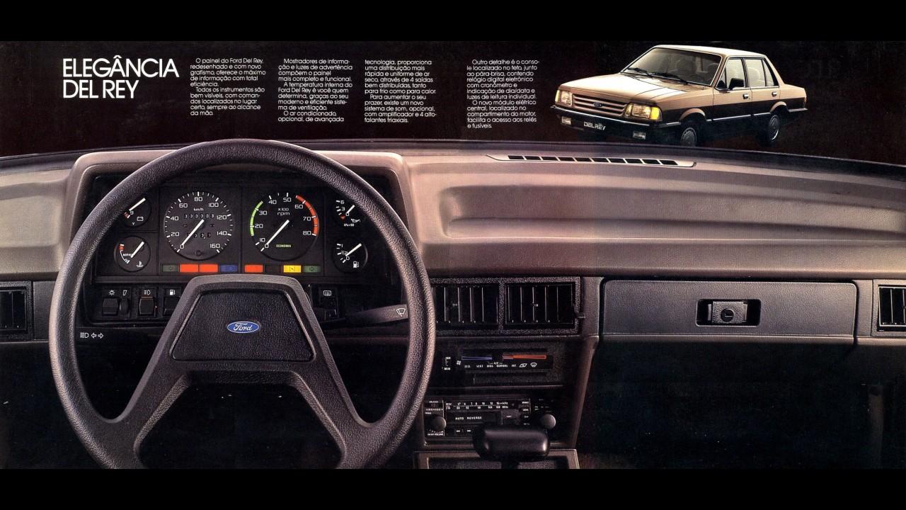 Carros para sempre: Ford Dël Rey