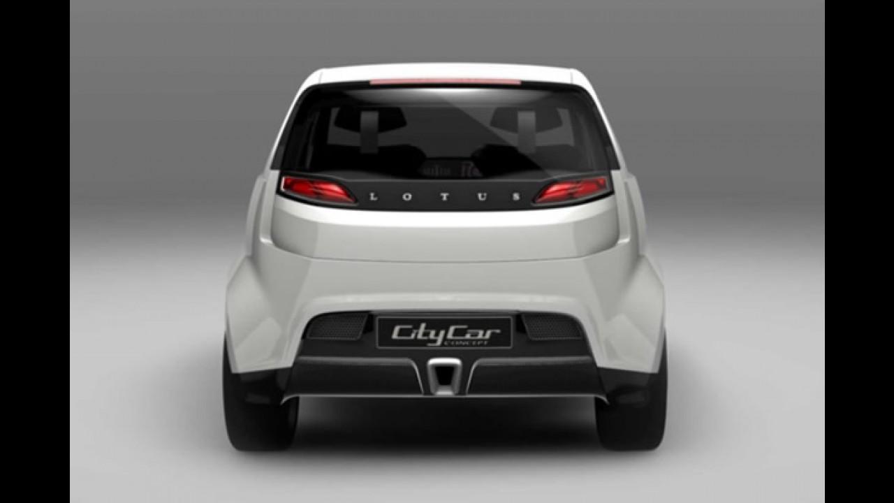 Lotus popular? Produção do City Car é confirmada oficialmente