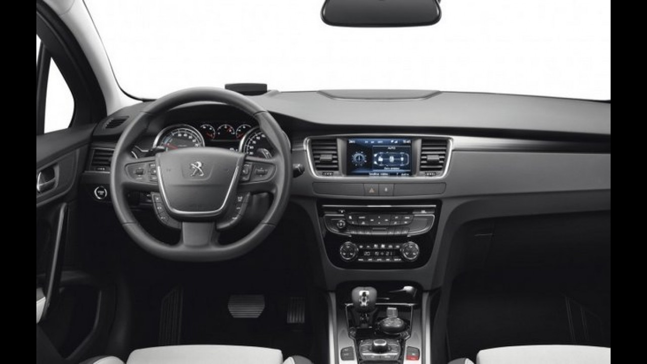 Peugeot 508 RHX já tem preços definidos