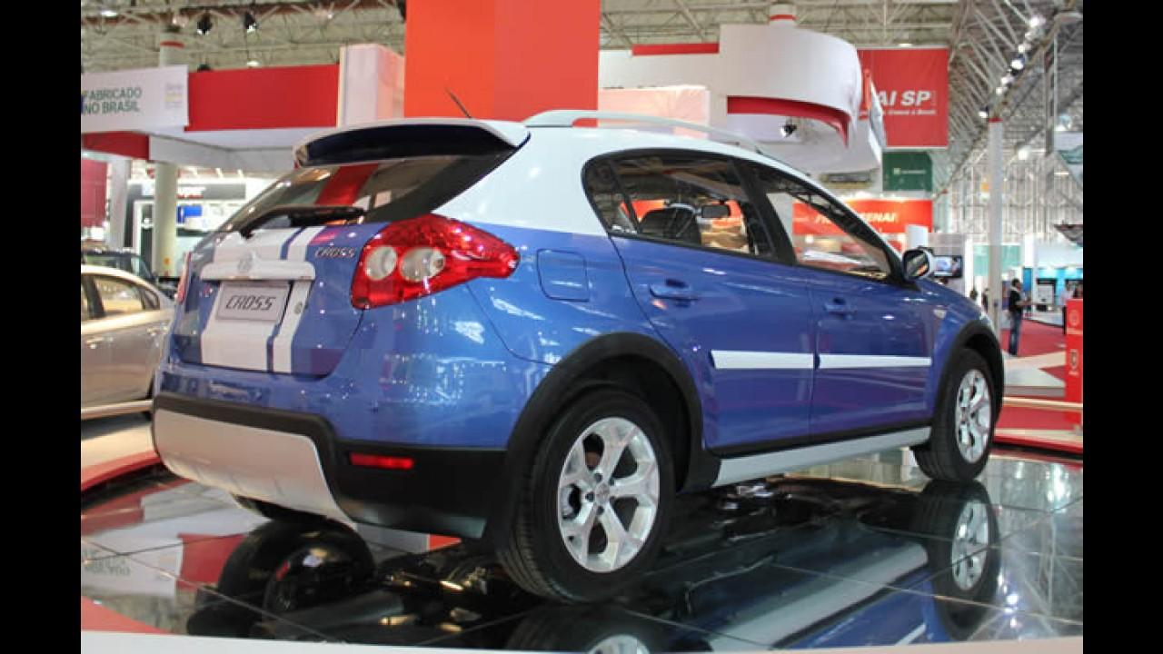CN Auto bate recorde no trimestre e confirma chegada da Brilliance no segundo semestre