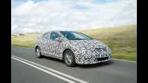 Honda confirma que venderá Civic 2012 apenas em versão hatchback no mercado europeu