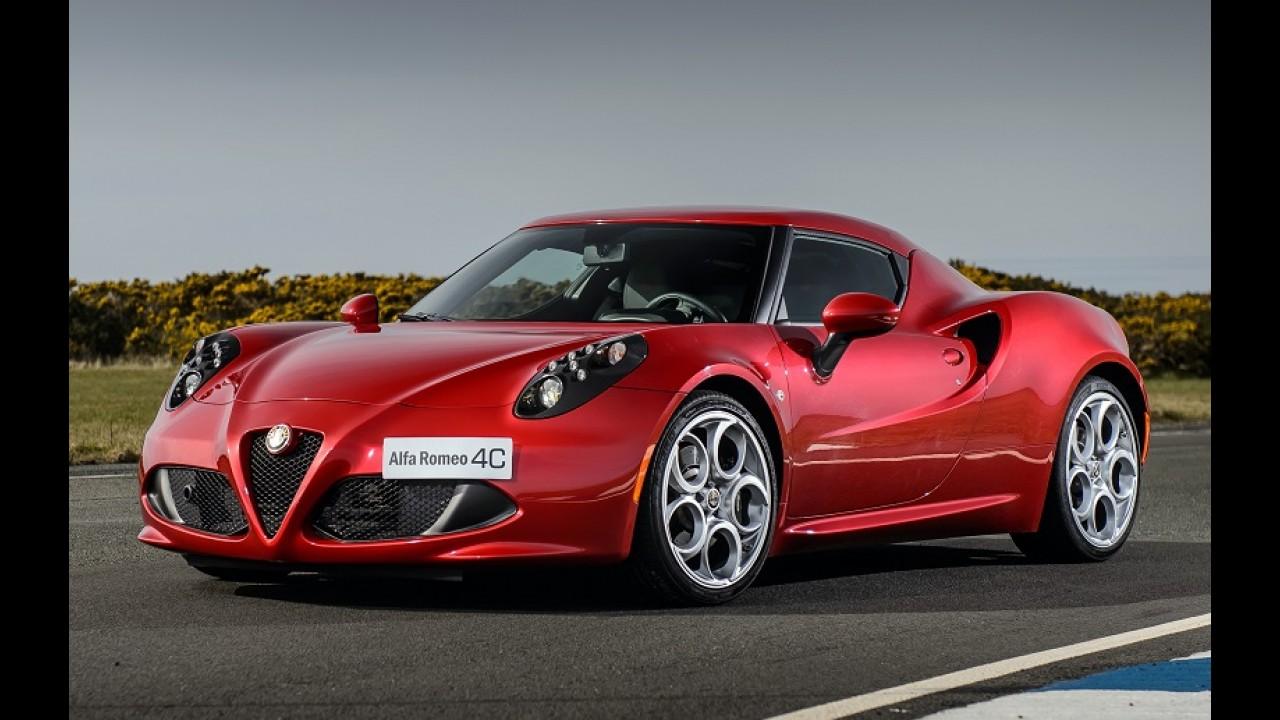 Alfa Romeo terá engenheiros da Ferrari e oito lançamentos até 2018