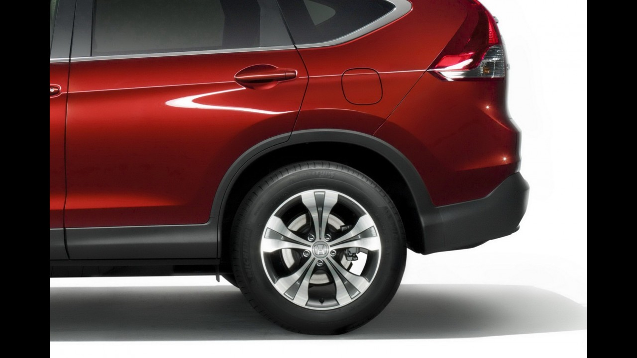 Honda apresenta nova geração do crossover CR-V no mercado europeu
