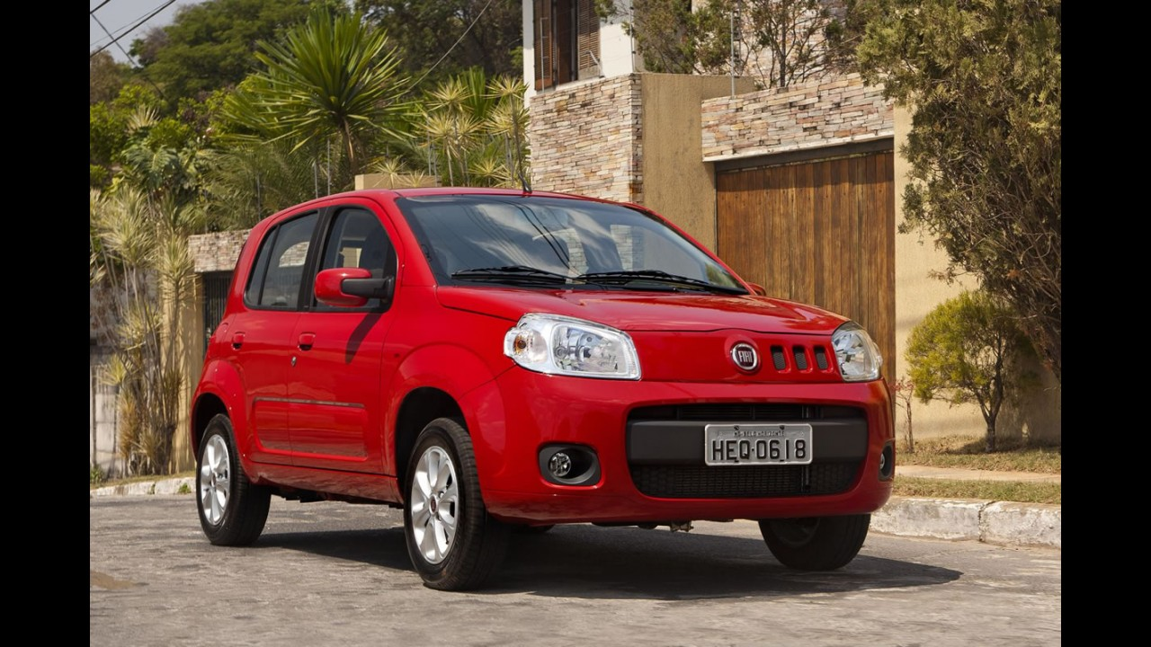 Pessoas jurídicas: Fiat domina entre automóveis e comerciais leves