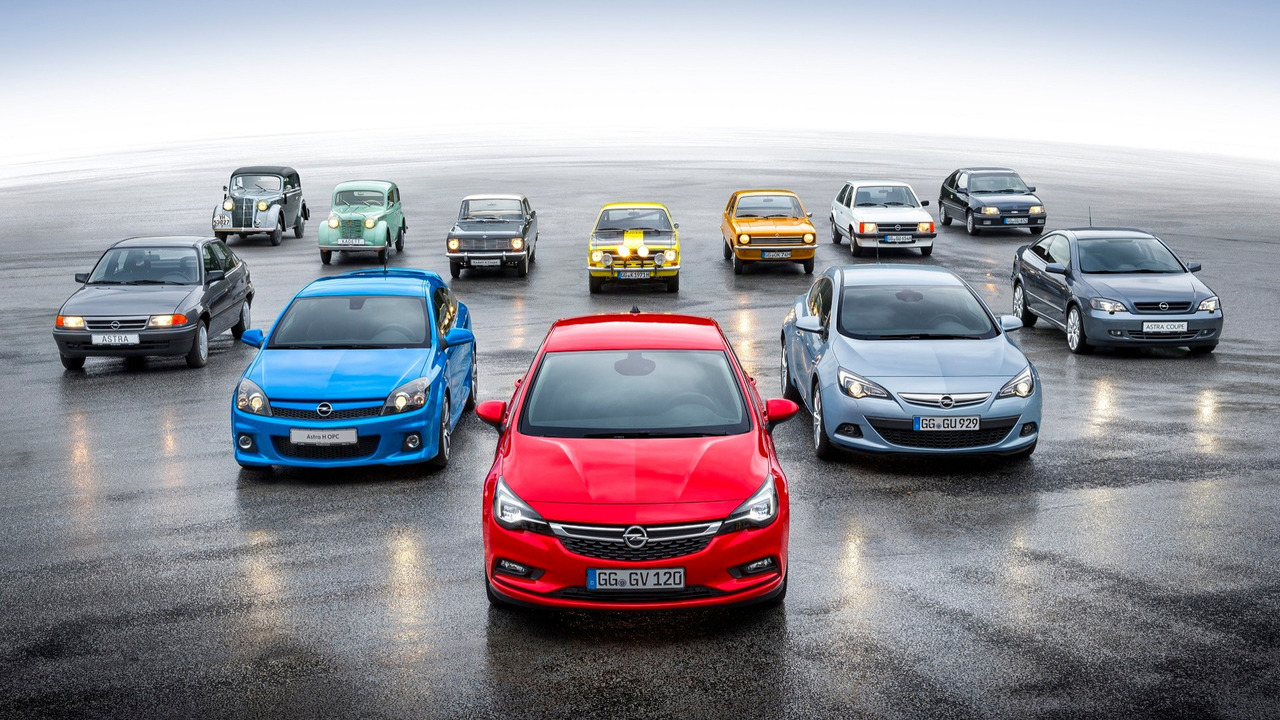 Opel Kadett turns 80