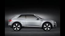 Salão de Paris: Audi Crosslane Coupé Concept adianta linhas do futuro crossover Q2