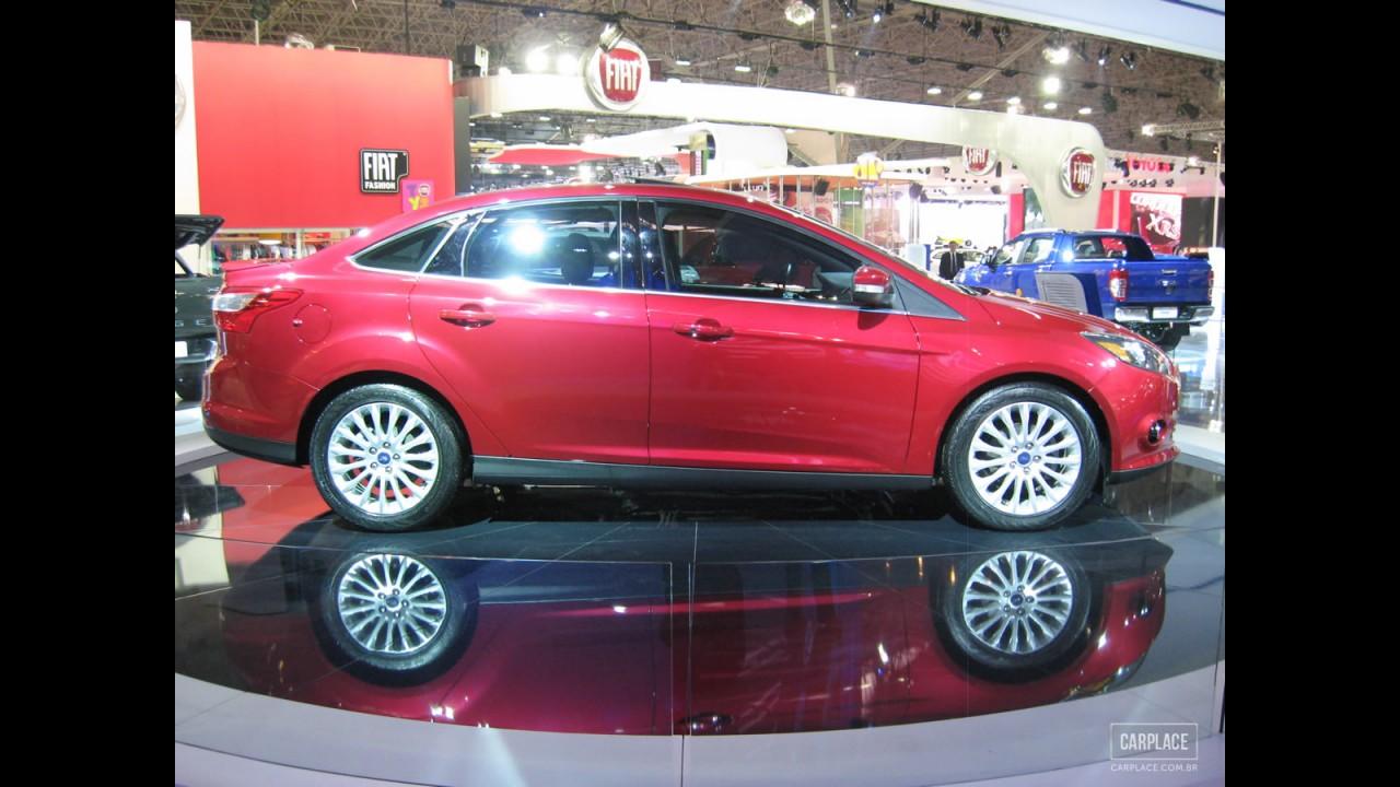 Salão do Automóvel: Ford antecipa Novo Focus, mas só na versão sedã