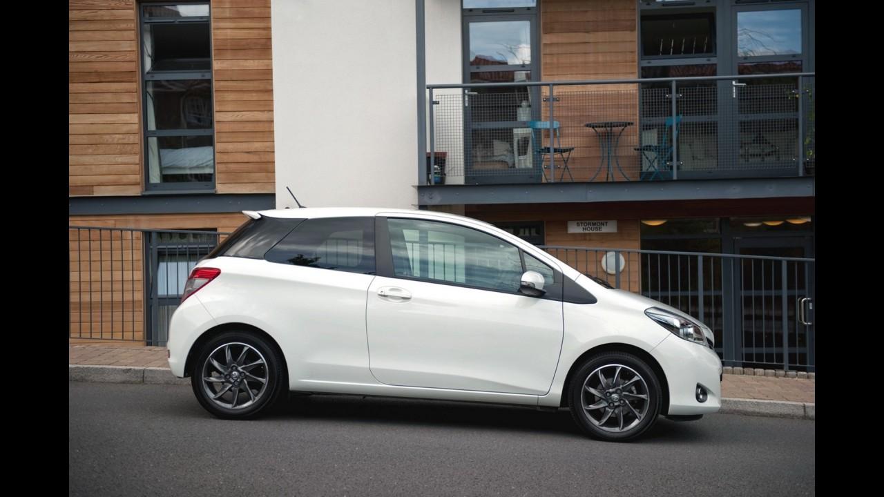 Toyota apresenta versões Trend e Edition para o compacto Yaris no mercado europeu