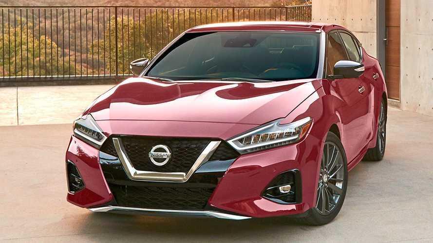 Nissan Maxima será substituído por um sedã elétrico em 2022