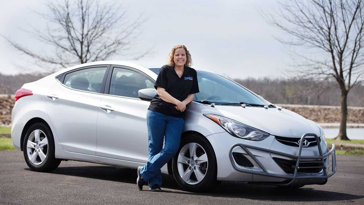 Hyundai Elantra (2013) - Plus de d'1,6 million de kilomètres