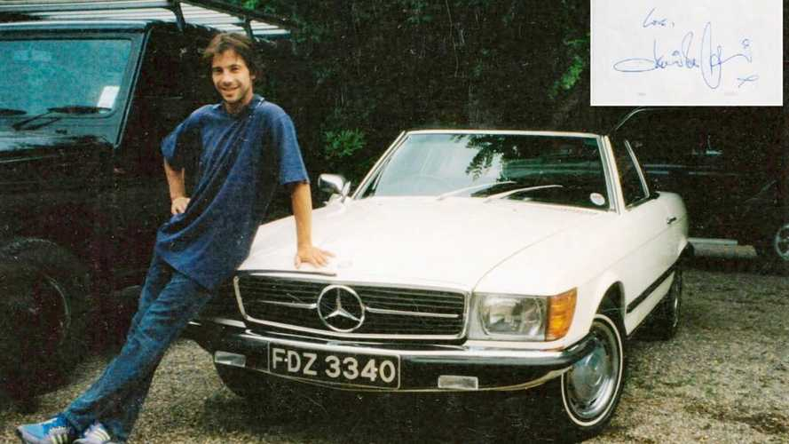 Jay Kay-owned Mercedes-Benz 350SL heads to auction