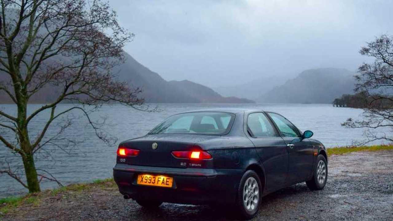 Life With A £50 Alfa Romeo 156