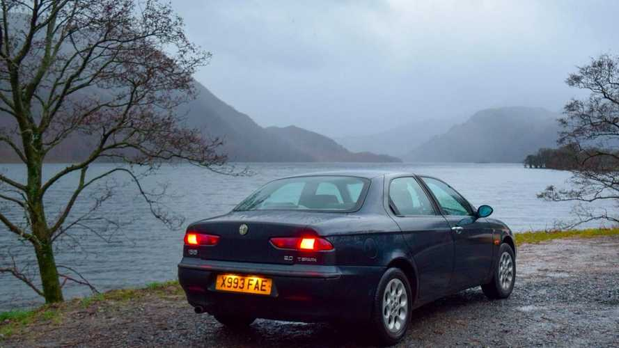 Life With A £50 Alfa Romeo 156