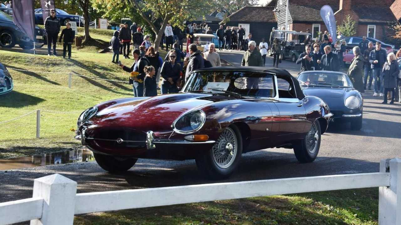 E-Type wins 'Best in Class' at Warren Classic concours