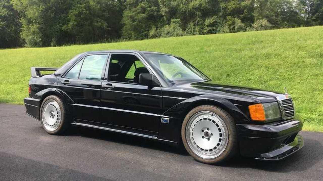 Classic Mercedes 190E given modern 6.2-litre AMG power