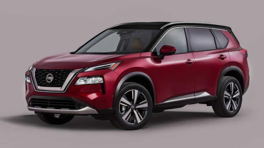 Nuevo Nissan Rogue: adelantando el diseño del futuro Qashqai