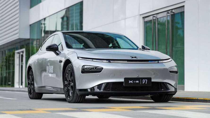 Xpeng P7, o anti-Tesla com autonomia de 700 km já pode ser reservado