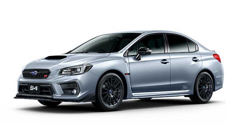 Subaru WRX S4 STI Sport # Japonya'da tanıtıldı