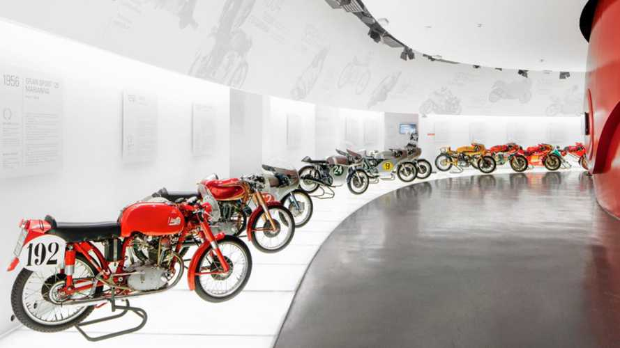 Ducati Museum Reopens To Public On July 4