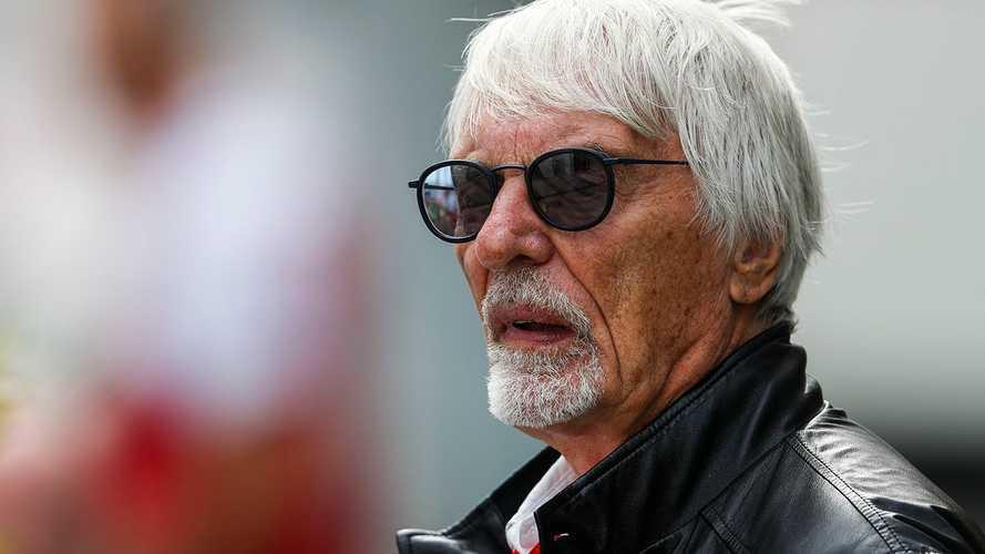"""Ecclestone: """"Rivoluzione Liberty? Cambiato solo il logo F1"""""""