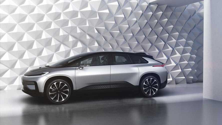 Geely produrrà il SUV elettrico di Faraday da 1.050 CV