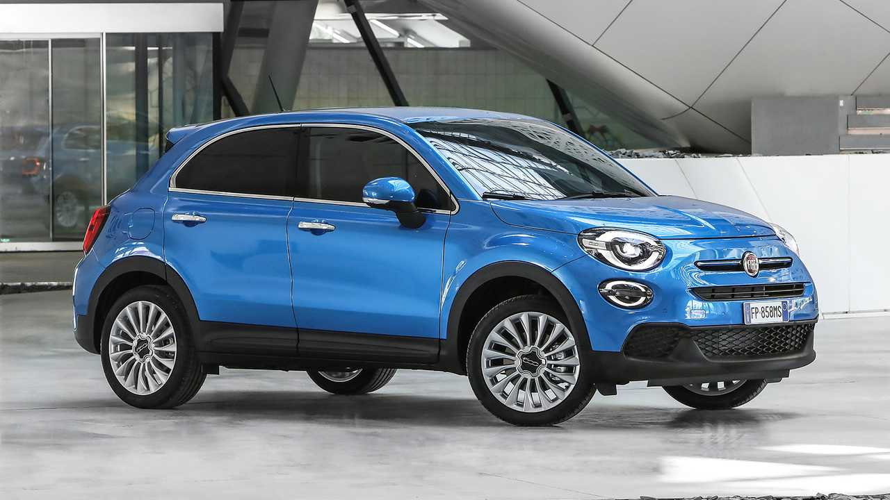 Fiat 500X - 18.800 euro