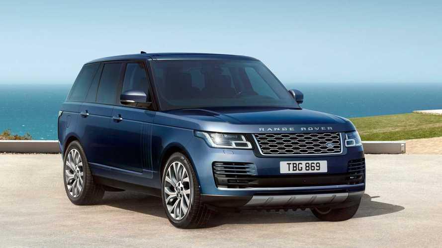 Range Rover получил на юбилей рядную дизельную «шестерку»