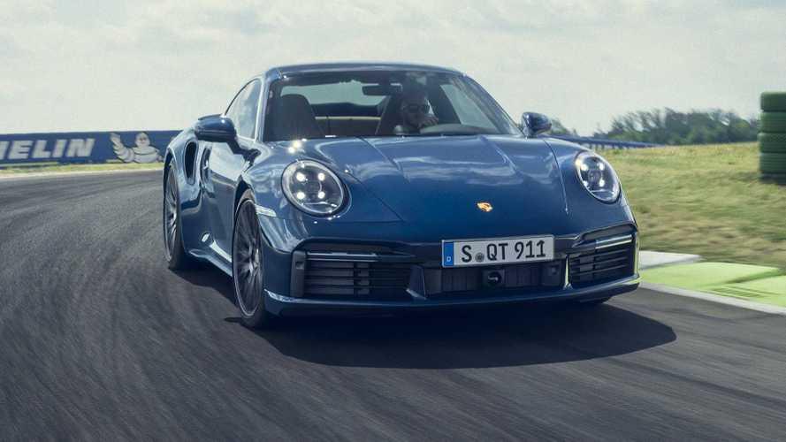 Porsche 911 Turbo (2020): Nun mit 580 PS und neuen Optionen