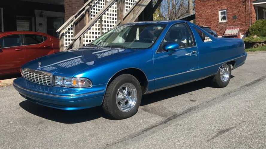 Chevy Caprice Truck Conversion Is Actually A Decent Effort