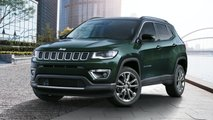 Jeep Compass Limited 2020