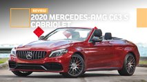 2020 mercedes amg c63s convertible review