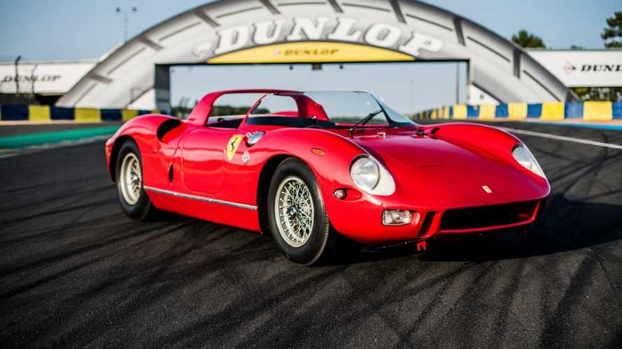 Did this Ferrari win Le Mans twice? New evidence suggests it did!