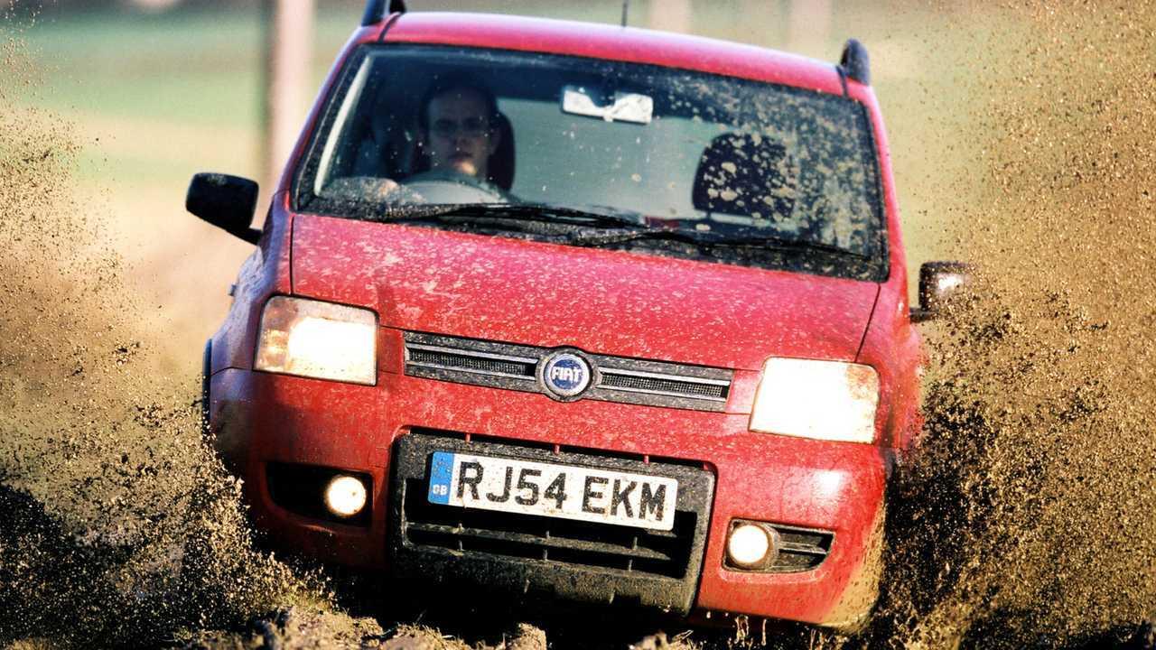 2005: Fiat Panda II 4x4