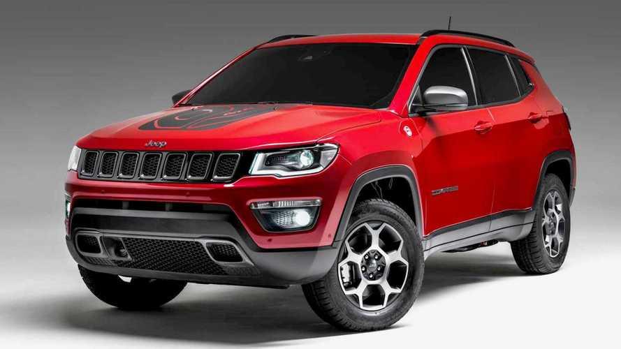 Confirmado Para O Brasil Jeep Compass Hibrido Plug In Chega Ao