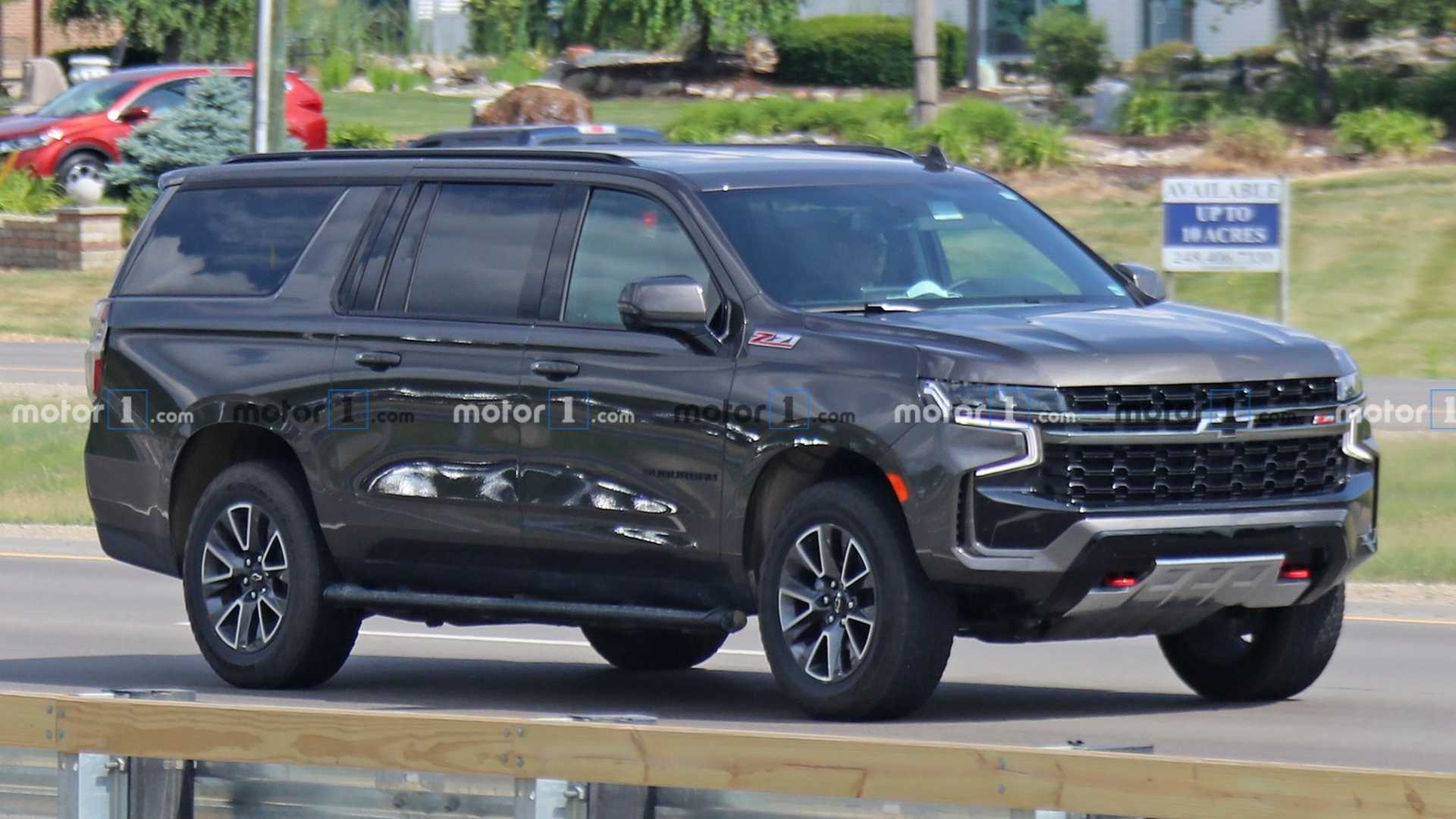 2021 Chevy Suburban Z71 First Drive